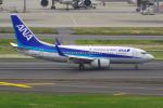 PASSENGERさんが、羽田空港で撮影した全日空 737-781の航空フォト(写真)