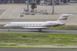 PASSENGERさんが、羽田空港で撮影したマークプラン・チャーター G650 (G-VI)の航空フォト(写真)