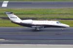 PASSENGERさんが、羽田空港で撮影したユタ銀行 525 CitationJetの航空フォト(写真)