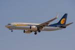 xingyeさんが、ドバイ国際空港で撮影したジェットエアウェイズ 737-85Rの航空フォト(写真)