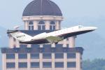 KIMISTONERさんが、台北松山空港で撮影したユタ銀行 - Bank of Utah 525 CitationJetの航空フォト(写真)