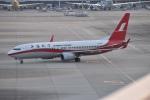 @たかひろさんが、関西国際空港で撮影した上海航空 737-89Pの航空フォト(写真)