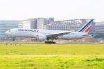 KIMISTONERさんが、台湾桃園国際空港で撮影したエールフランス航空 777-228/ERの航空フォト(写真)