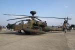 ショウさんが、明野駐屯地で撮影した陸上自衛隊 AH-64Dの航空フォト(写真)