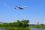 まいけるさんが、スワンナプーム国際空港で撮影したカタール航空 A340-642Xの航空フォト(写真)