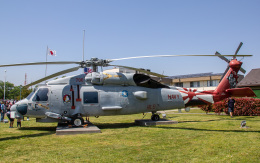 Mame @ TYOさんが、厚木飛行場で撮影したアメリカ海軍 SH-60B Seahawk (S-70B-1)の航空フォト(飛行機 写真・画像)