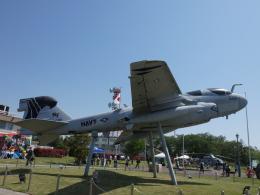 ユターさんが、厚木飛行場で撮影したアメリカ海軍 EA-6B Prowler (G-128)の航空フォト(飛行機 写真・画像)