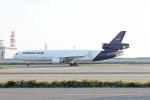 kix大好きカズチャマンさんが、関西国際空港で撮影したルフトハンザ・カーゴ MD-11Fの航空フォト(写真)