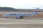 ショウさんが、長崎空港で撮影したジェイ・エア ERJ-190-100(ERJ-190STD)の航空フォト(写真)