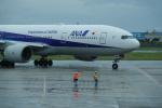 nobu2000さんが、松山空港で撮影した全日空 777-281/ERの航空フォト(写真)