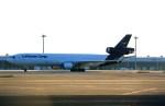 ガス屋のヨッシーさんが、関西国際空港で撮影したルフトハンザ・カーゴ MD-11Fの航空フォト(写真)