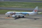kando-yamaさんが、羽田空港で撮影したジェイ・エア ERJ-190-100(ERJ-190STD)の航空フォト(写真)