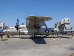 Mame @ TYOさんが、厚木飛行場で撮影したアメリカ海軍 E-2D Advanced Hawkeyeの航空フォト(写真)