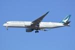 うとPさんが、RJAAで撮影したキャセイパシフィック航空 A350-941XWBの航空フォト(写真)