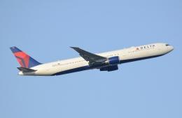 うとPさんが、RJAAで撮影したデルタ航空 767-432/ERの航空フォト(飛行機 写真・画像)