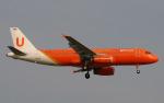 hs-tgjさんが、スワンナプーム国際空港で撮影したUエアラインズ A320-231の航空フォト(写真)