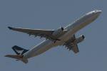 木人さんが、成田国際空港で撮影したキャセイパシフィック航空 A330-342Xの航空フォト(写真)
