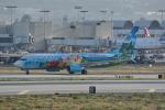 じゃまちゃんさんが、ロサンゼルス国際空港で撮影したアラスカ航空 737-890の航空フォト(写真)