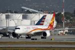 じゃまちゃんさんが、ロサンゼルス国際空港で撮影した香港航空 A350-941XWBの航空フォト(写真)