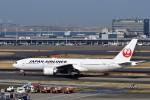 JA946さんが、羽田空港で撮影した日本航空 777-246/ERの航空フォト(写真)