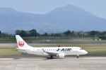 ワイエスさんが、鹿児島空港で撮影したジェイ・エア ERJ-170-100 (ERJ-170STD)の航空フォト(写真)