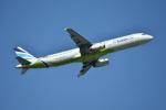 183keihozonkaiさんが、成田国際空港で撮影したエアプサン A321-231の航空フォト(写真)