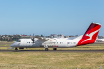 Y-Kenzoさんが、シドニー国際空港で撮影したイースタン・オーストラリア・エアラインズ DHC-8-315Q Dash 8の航空フォト(飛行機 写真・画像)