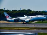 万華鏡AIRLINESさんが、成田国際空港で撮影した日本航空 787-8 Dreamlinerの航空フォト(写真)