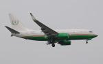 hs-tgjさんが、スワンナプーム国際空港で撮影したAVNエア 737-7BC BBJの航空フォト(写真)