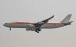 hs-tgjさんが、スワンナプーム国際空港で撮影したフィリピン航空 A340-313Xの航空フォト(写真)