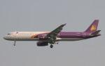 hs-tgjさんが、スワンナプーム国際空港で撮影したカンボジア・アンコール航空 A321-231の航空フォト(写真)