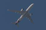 木人さんが、成田国際空港で撮影したタイ国際航空 A350-941XWBの航空フォト(写真)