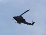 tmkさんが、信太山駐屯地で撮影した陸上自衛隊 AH-1Sの航空フォト(写真)
