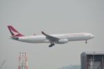 LEGACY-747さんが、香港国際空港で撮影したキャセイドラゴン A330-342の航空フォト(飛行機 写真・画像)