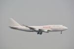 LEGACY-747さんが、香港国際空港で撮影したカリッタ エア 747-4B5(BCF)の航空フォト(写真)