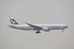 LEGACY-747さんが、香港国際空港で撮影したキャセイパシフィック航空 777-267の航空フォト(写真)