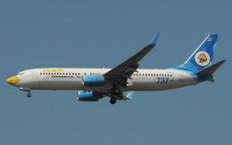 航空フォト:G-XLAI ノックエア 737-800