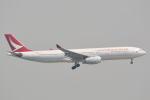 LEGACY-747さんが、香港国際空港で撮影したキャセイドラゴン A330-342Xの航空フォト(飛行機 写真・画像)
