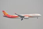LEGACY-747さんが、香港国際空港で撮影した香港航空 A330-343Xの航空フォト(写真)