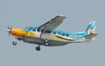hs-tgjさんが、スワンナプーム国際空港で撮影したSGAエアラインズ 208B Grand Caravanの航空フォト(写真)