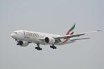 LEGACY-747さんが、香港国際空港で撮影したエミレーツ航空 777-F1Hの航空フォト(写真)