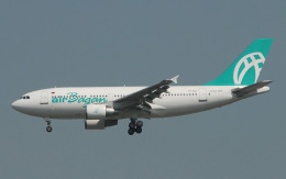 hs-tgjさんが、スワンナプーム国際空港で撮影したバガン航空 A310-222の航空フォト(飛行機 写真・画像)