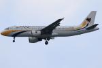 ★azusa★さんが、シンガポール・チャンギ国際空港で撮影したミャンマー国際航空 A320-214の航空フォト(写真)