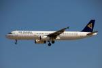 xingyeさんが、ドバイ国際空港で撮影したエア・アスタナ A321-231の航空フォト(写真)