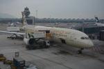 LEGACY-747さんが、香港国際空港で撮影したエティハド航空 787-9の航空フォト(写真)