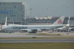 LEGACY-747さんが、香港国際空港で撮影したカーゴルクス 747-467F/SCDの航空フォト(写真)
