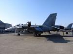 よんすけさんが、厚木飛行場で撮影したアメリカ海軍 F/A-18F Super Hornetの航空フォト(写真)