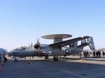 よんすけさんが、厚木飛行場で撮影したアメリカ海軍 E-2D Advanced Hawkeyeの航空フォト(写真)