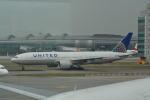 LEGACY-747さんが、香港国際空港で撮影したユナイテッド航空 777-224/ERの航空フォト(写真)
