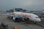 LEGACY-747さんが、香港国際空港で撮影したエチオピア航空 787-8 Dreamlinerの航空フォト(飛行機 写真・画像)